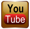 YouTube Golden frame 100x100